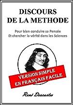 Le Discours de la Methode: Version Simple en Français Facile (French Edition)