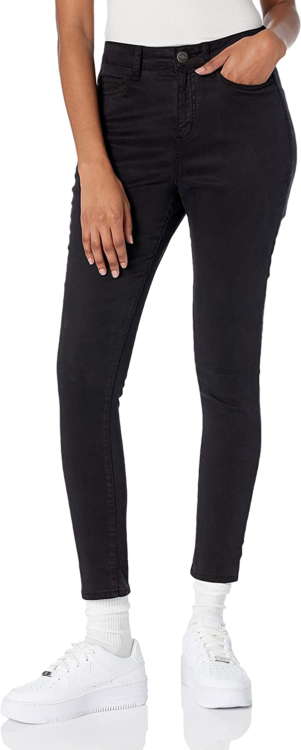 Max 81% OFF Daily Ritual Women's Stretch Sateen Skinny-fit P Ankle Lowest price challenge High-Rise