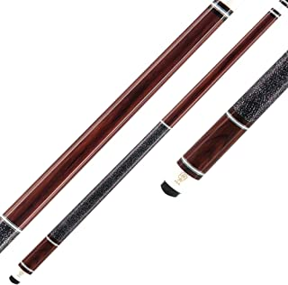 McDermott Cues - G Series - East Indian Rosewood with 5 Ivory and Silver Rings - Includes Case - 19oz