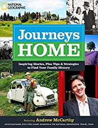 Book Review – Journey's Home by Andrew McCarthy