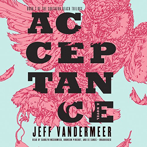 Acceptance audiobook cover art