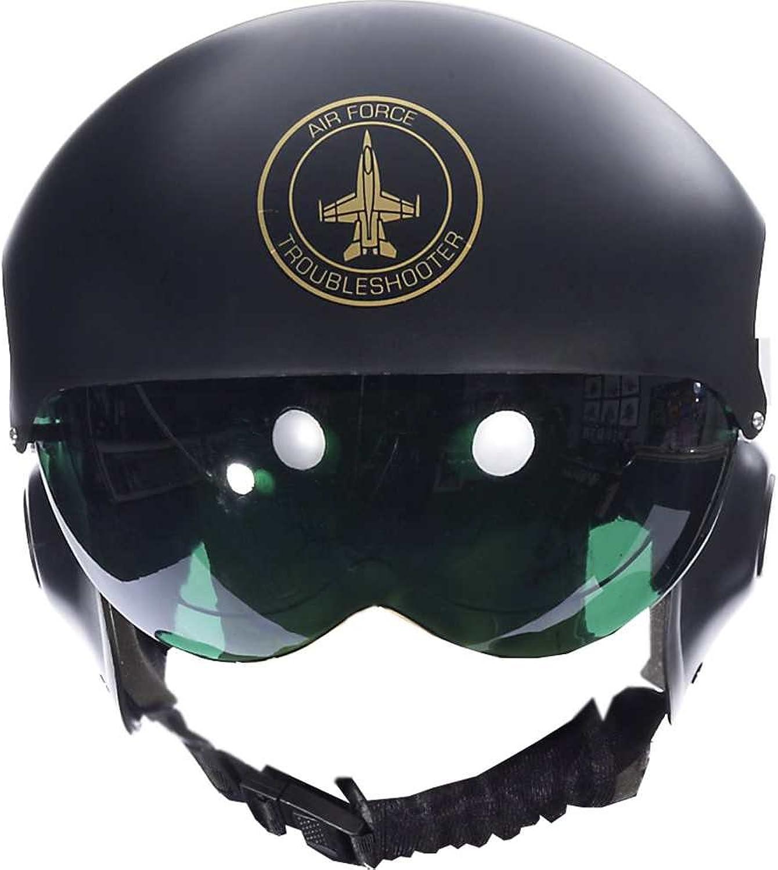 Forum Deluxe Jet Pilot Adult Costume Helmet
