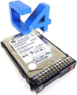 HP 653950-001HP 146GB 6G 15K 2.5 SAS DUAL PORTDRIVE (Renewed)