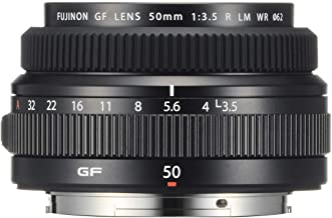 Fujinon GF50mmF3.5 R LM WR - Black photo