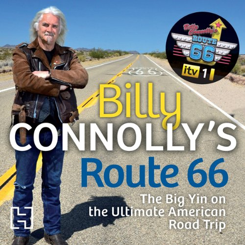 Billy Connolly's Route 66 audiobook cover art