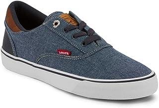 Levi's Mens Ethan Chm WX Classic Chambray Sneaker Shoe
