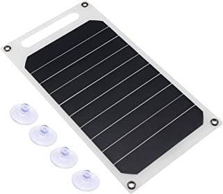 5V 10W Portable Solar Panel Slim & USB Charger Charging Pad - Electrical Equipment & Supplies Generator & Supplies - 1 x S...