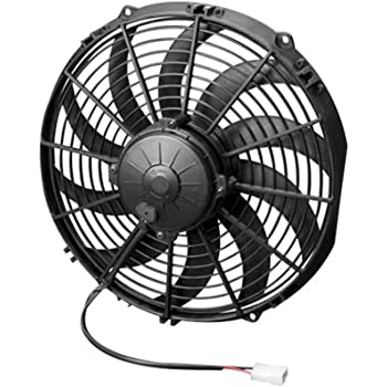 Spal 30102044 13 Curved Blade Puller Fan