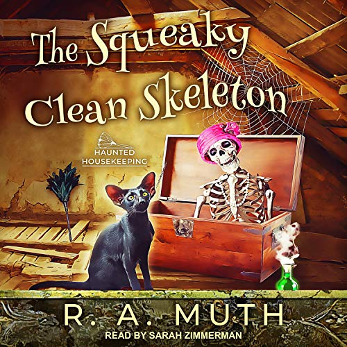 The Squeaky Clean Skeleton cover art