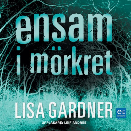 Ensam i mörkret [Alone in the Dark] audiobook cover art