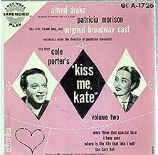Alfred Drake: Kiss Me Kate EP VG++ USA Columbia A-1726