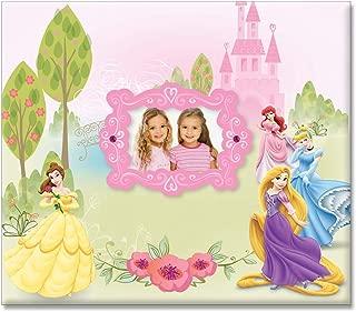Disney Princess 10 Page Scrapbook Photo Album, 12 Inches