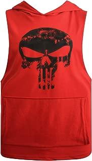 Men's Gym Bodybuilding Stringer Tank Top Muscle Workout Shirt Fitness Sleeveless Vest