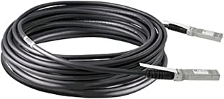 HP SFP+ 10m - Cable de red (10m, SFP+, SFP+) Negro
