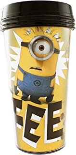 Despicable Me Minions 16oz Double Walled Travel Tumbler