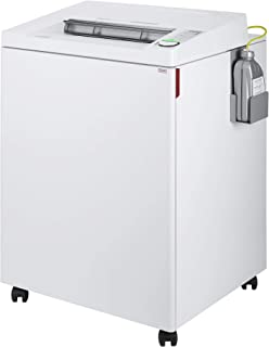 ideal. 4002 Cross-Cut Centralized Office Paper Shredder with Automatic Oiler, Continuous Operation , 24 to 26 Sheet, 44 ga...