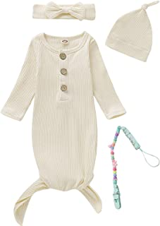Knotted Gown Baby Newborn