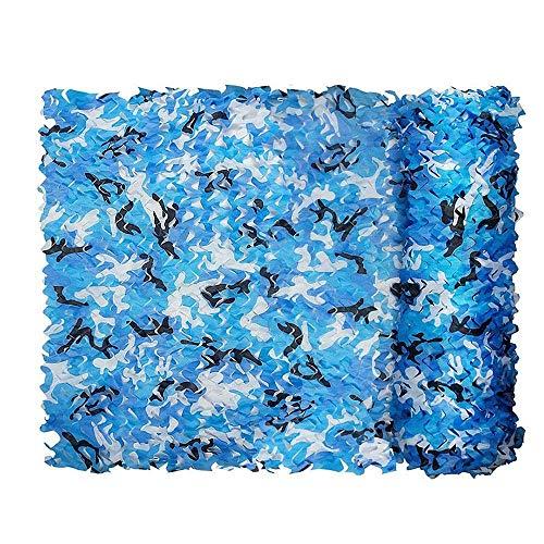 WZHCAMOUFLAGENET Marine Camouflage Net Camouflage Net Jalousien sind ideal für Sonnenschirm Camping Multi-Size optional (größe : 2 * 3m)