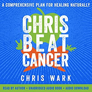 Chris Beat Cancer audiobook cover art
