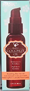 Hask Coconut Oil Nourishing Shine Hair Oil, 59 ml