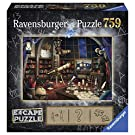 Ravensburger Escape Puzzle Space Observatory 759 Piece Jigsaw Puzzle for Kids and Adults Ages 12 and Up - an Escape Room Experience in Puzzle Form