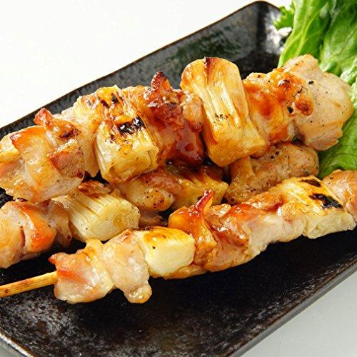 焼き鳥 ももねぎ串 ねぎま ねぎ間 ネギま 30g 加熱 スチーム済み 業務用 食品 グルメ 肉 冷凍 (約30g×2000本)
