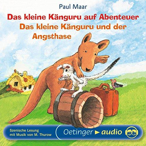 Das kleine Känguru auf Abenteuer / Das kleine Känguru und der Angsthase Titelbild