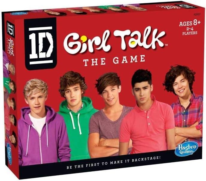 Max 70% OFF Hasbro Gaming 1D Talk Ranking TOP13 Girl