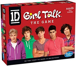 girl talk game one direction