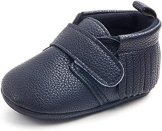 Greceen Baby Walking Shoes Unisex Baby Boys Girls Soft Sole Tassels Toddler First Walker Shoe