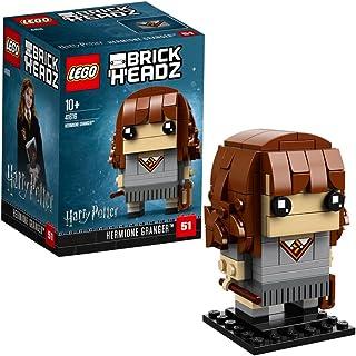LEGO 41616 Brick Headz Hermione Granger Building Kit (10 Years and Above)