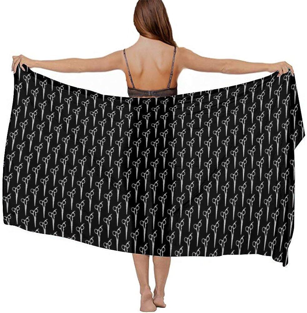 NiYoung Women's Swimwear Cover Ups, Summer Vacation Beach Sarong Soft Shawl Wrap