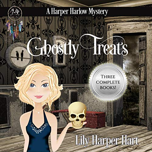 Ghostly Treats Audiobook By Lily Harper Hart cover art