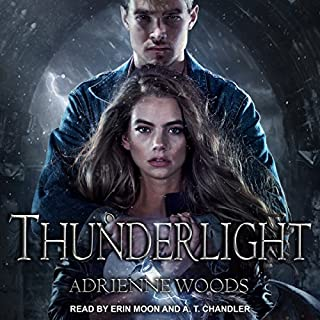 Thunderlight audiobook cover art