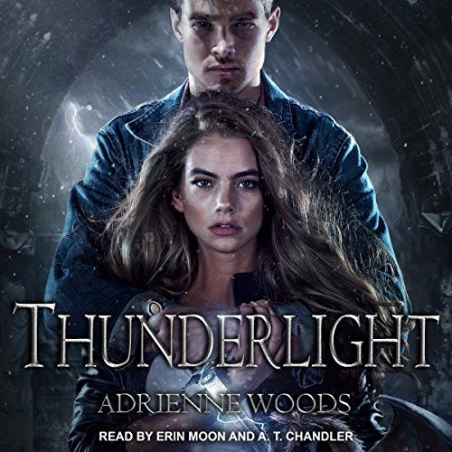 Thunderlight     Dragonian Series, Book 2              By:                                                                                                                                 Adrienne Woods                               Narrated by:                                                                                                                                 A. T. Chandler,                                                                                        Erin Moon                      Length: 14 hrs and 50 mins     454 ratings     Overall 4.7