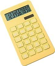 $50 » TANYTAO-SHOP Desktop Calculator Portable Desk Calculator 10 Digits Display Button Battery Dual Power Accounting Tool Schoo...
