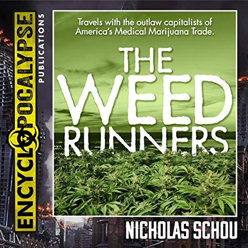 The Weed Runners  By  cover art