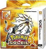 Pokémon : Soleil - édition fan (Jeu + Steelbook) - édition limitée - Nintendo 3DS [Importación francesa]