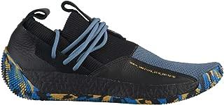 adidas Men's Harden LS 2 Lace Basketball CoreBlack/CloudWhite/GoldMetallic