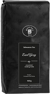 Paulsen Tee Earl Grey schwarzer Tee, Premiumqualität 1000g 24,95 Euro/kg, rückstandskontrolliert