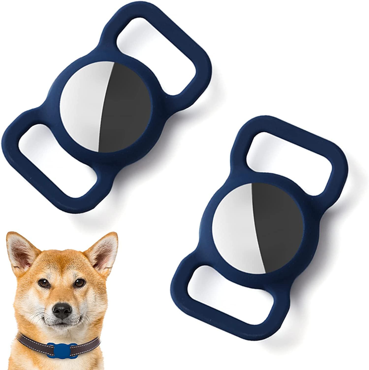 2Pack Silicone Case Compatible with Pr Holder Collar Popular product Airtag Dog Sale Special Price