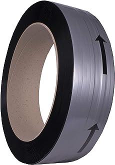 2 x 2500 m Umreifungsband 12,7 x 0,65 mm Umreifungsgerät 406 mm Kern PP Band f