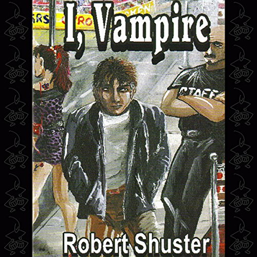 I, Vampire audiobook cover art