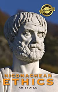 Nicomachean Ethics (Deluxe Library Binding)