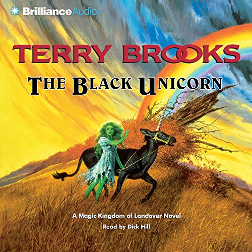 The Black Unicorn audiobook cover art