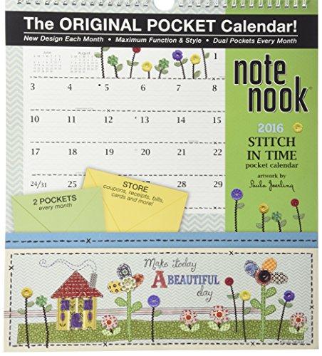 Stitch in Time Note Nook 2016 Calendar