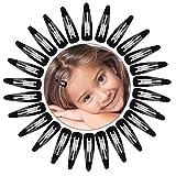 Haarspangen für Kinder, Mädchen und Frauen, 50mm, 50Stück