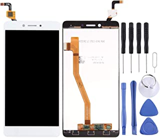 Lingland cell phone kit LCD Screen and Digitizer Full Assembly for Lenovo K6 Note(Black) Screen overall assembly (Color : ...