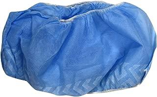 Trimaco 54310 SuperTuff Skid-Resistant Polypropylene Shoe Guards, 10 Pairs