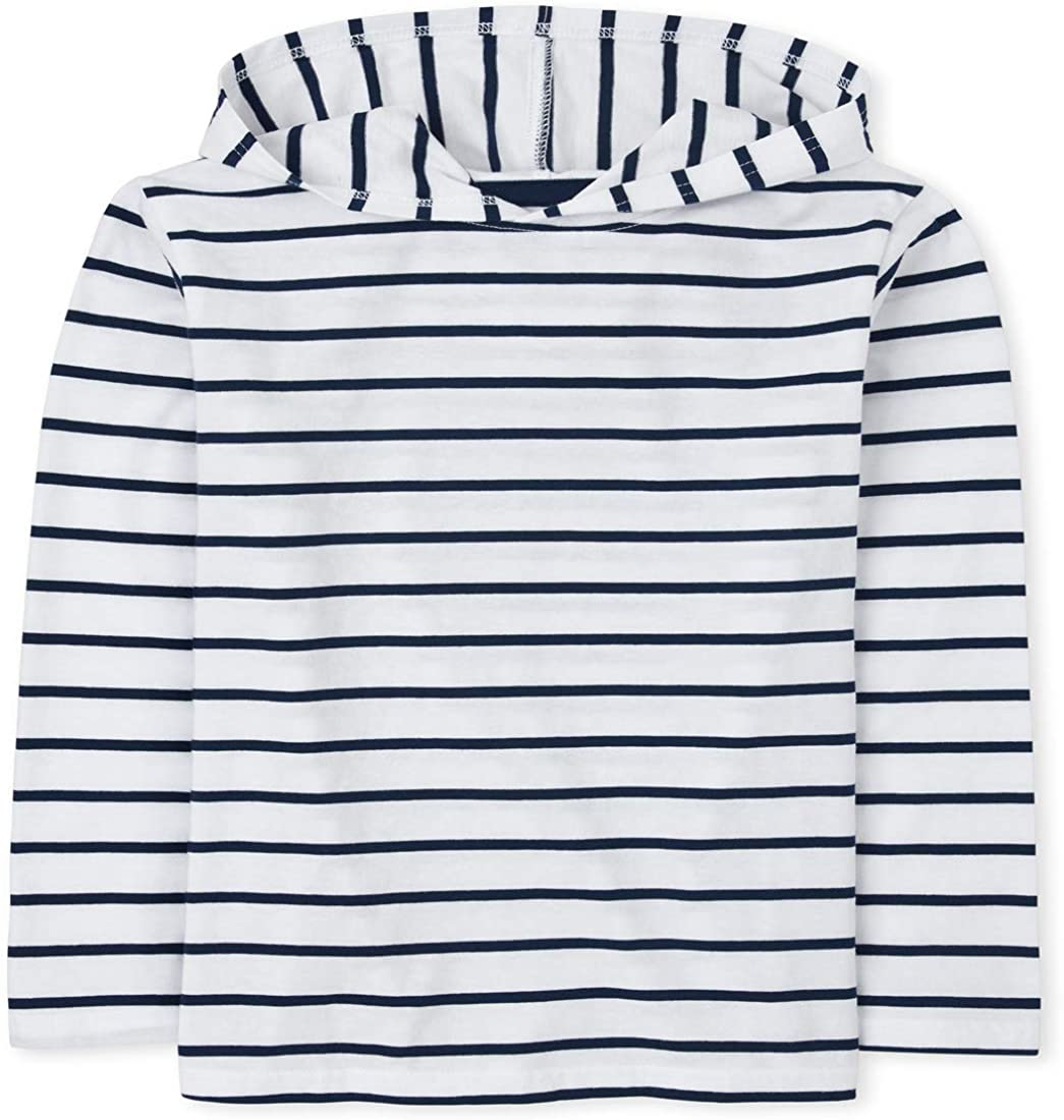 The Children's Place Baby Boys' Stripe Hoodie